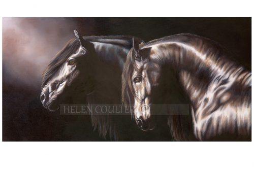 Into The Light | Helen Coulter Art