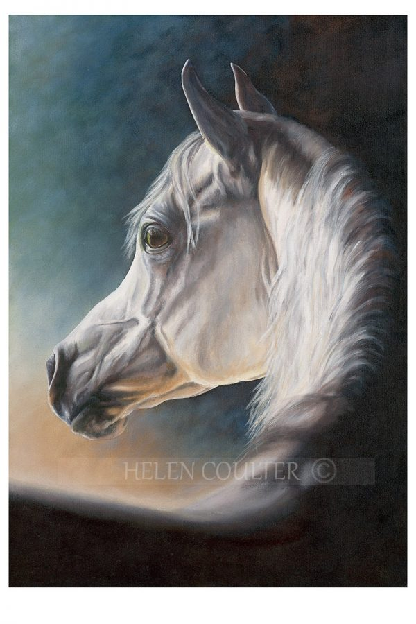 Helen Coulter Art | Silver Spirit
