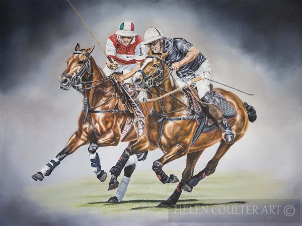 Helen Coulter Art | The Game