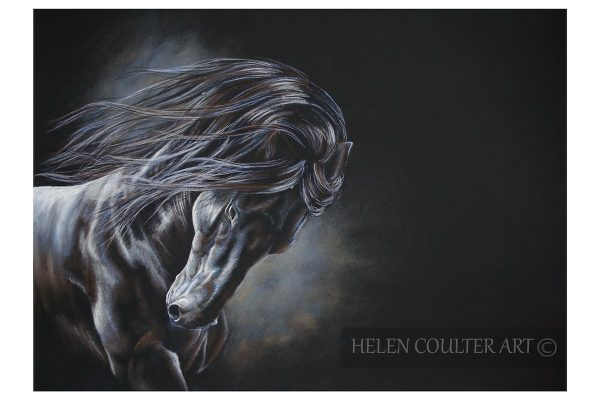 Helen Coulter Art | The Wind