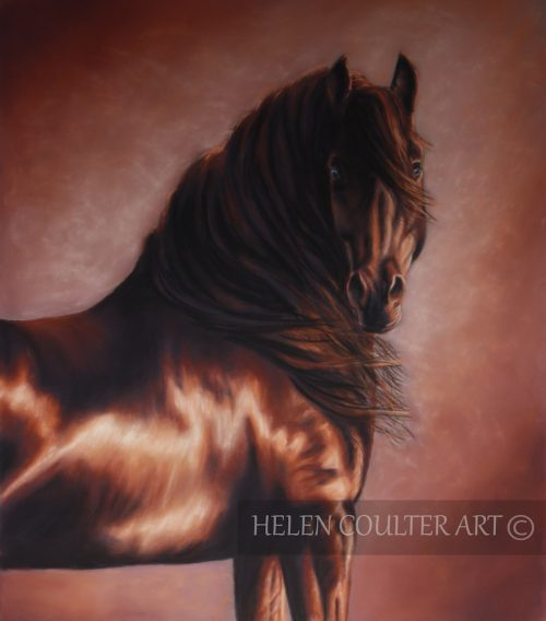 The Fire Within | Helen Coulter Art