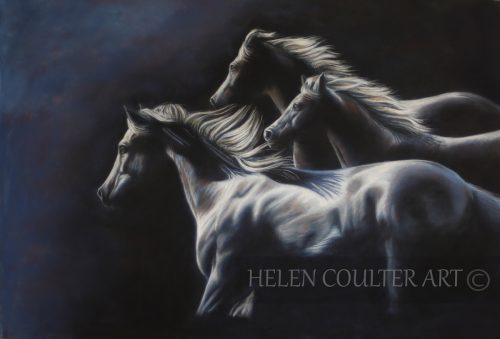 Ethereal | Helen Coulter Art