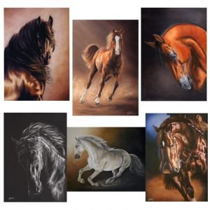 Greeting Cards Set 3 | Helen Coulter Art
