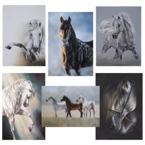 Greeting Cards Set 4 | Helen Coulter Art