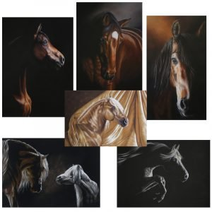 Greeting Cards Set 5 | Helen Coulter Art